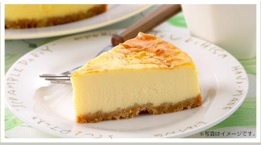 「カルピス」でN. Y. チーズケーキ